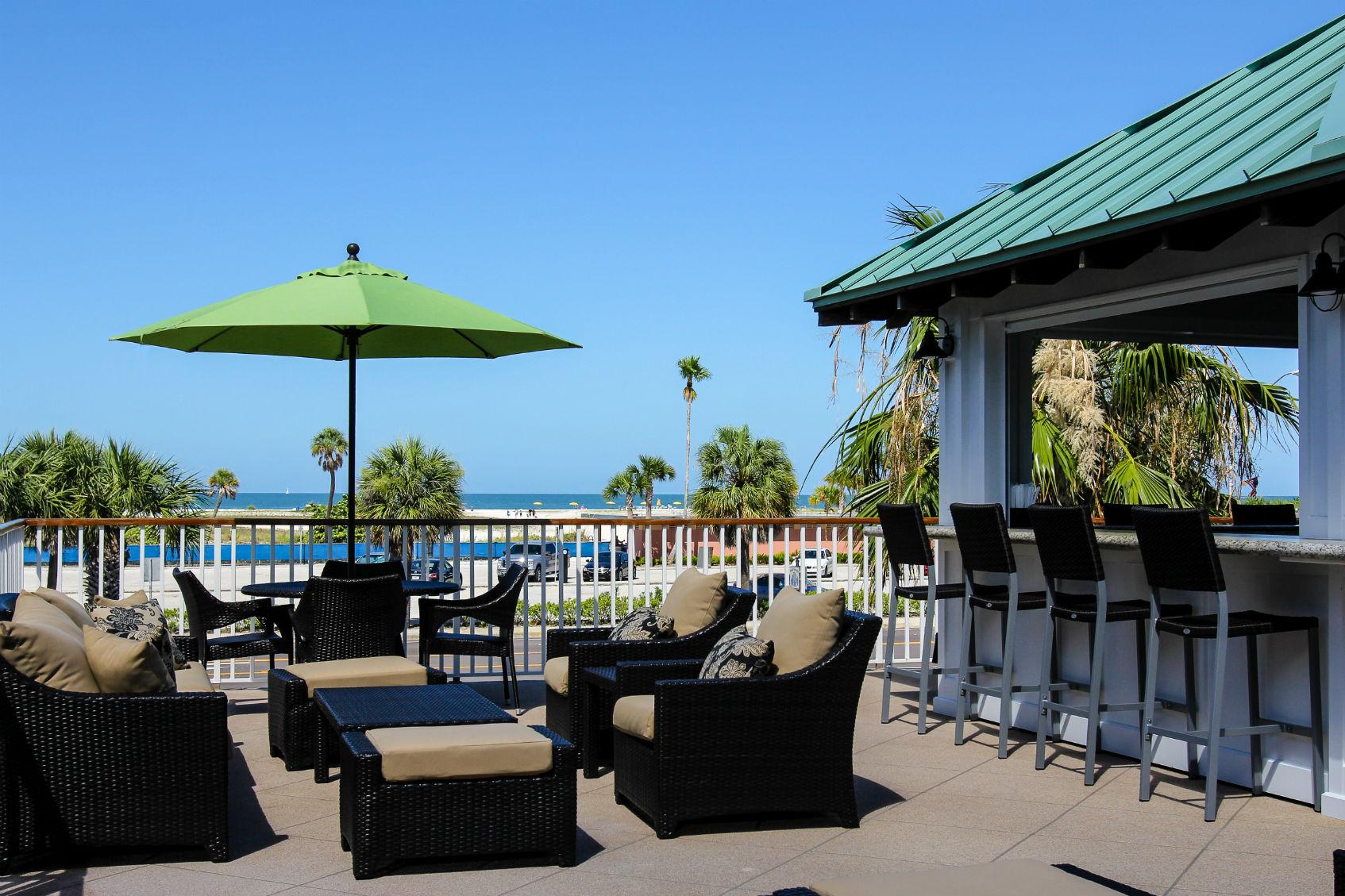 Sunset Cabana Bar