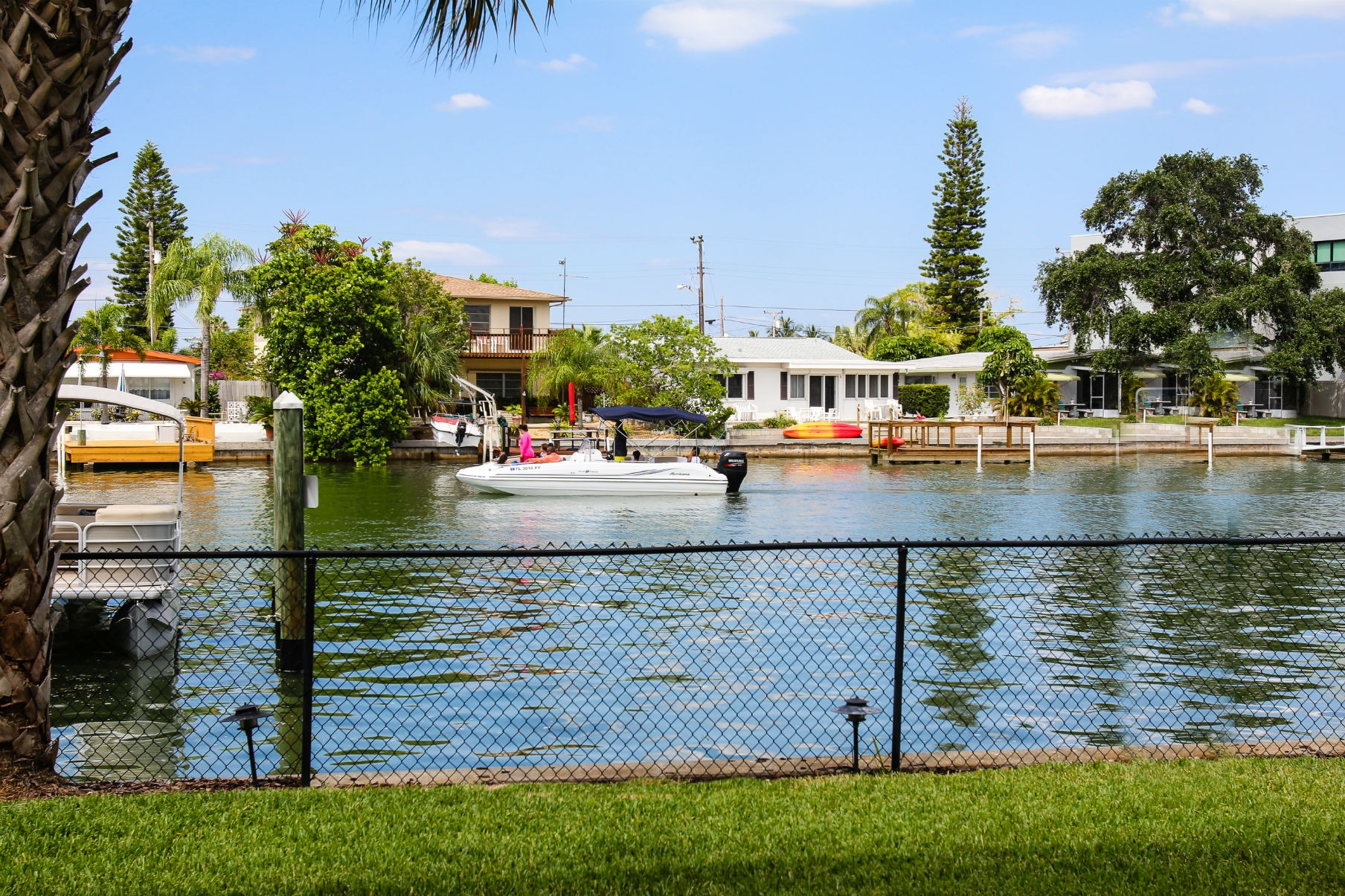 Treasure Bay Resort and Marina - Marina view