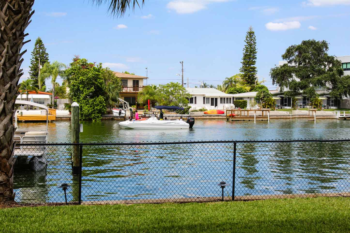 Treasure Bay Resort and Marina, Matina view